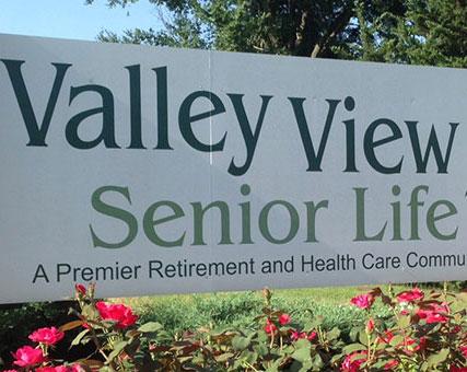Amazing Garden Valley Nursing Home.